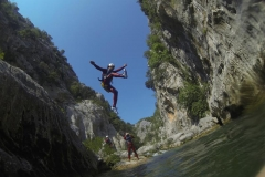 Croatia-canyoning-2