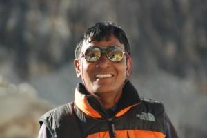 Dengi Sherpa our high altitude climbing guide