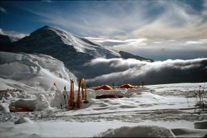 High Camp Mt McKinley