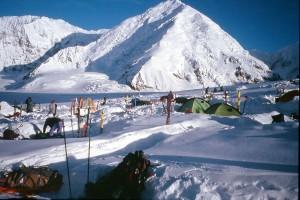Mt McKinley Base Camp