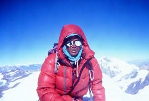 Sherpa - Summit of Chulu West, Nepal