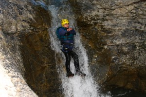 Canyoning Barres Des Ecrins national park