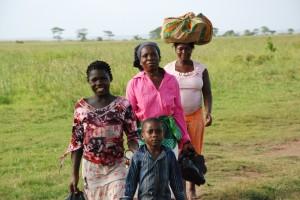 Mozamibique Women